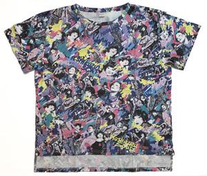 「あゝ喉仏」Tシャツ