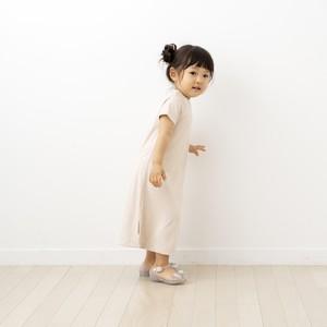 ★残りわずか★【KIDS】ミニロゴワンピース