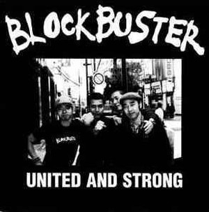 "BLOCK BUSTER - United And Strong 7""EP"