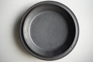 船串篤司 深plate21cm/黒