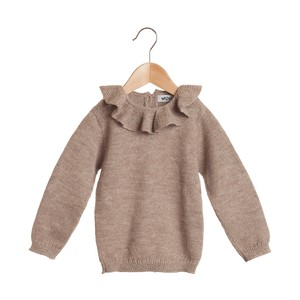 WADDLER / Pierrot Jumper[OATMEAL]