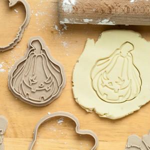えんとつ街のプペルのかぼちゃのクッキー型分離型