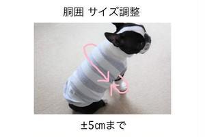 胴囲・サイズ調整(±5㎝まで)