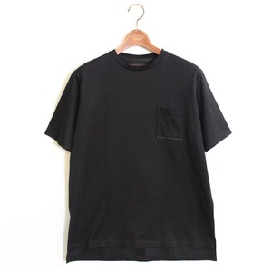 Basic Pocket Tee -Black