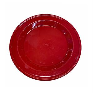 SA394 赤い皿