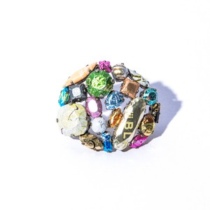 Snack Jewel Contemporary brooch