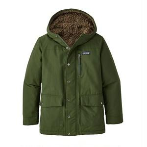 Patagonia Boys' Infurno Jacket(GLDGカラー) パタゴニア キッズ インファーノジャケット