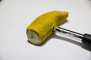 島バナナのカナヅチ