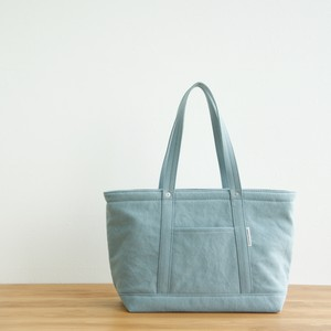 CANVAS TOTE FM / ICE GRAY