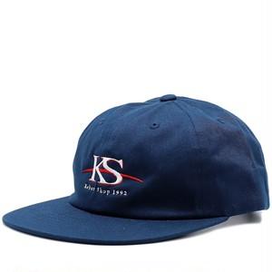 KS 6PANEL CAP(NAVY)