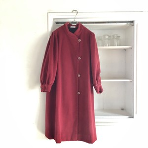 vintage cuty  red long coat