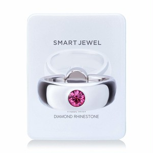 Smart Jewel‐Inray Thick-White-7月‐17SJ6-1-WHTROS
