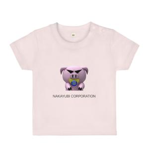 ナカユビの豚さんベビー服