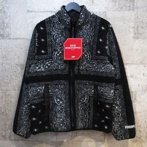 SUPREME 19AW Reversible Bandana Fleece Jacket