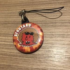 【GOODS】アフロタコ キーホルダー♪
