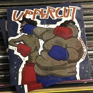UPPERCUT / cross counter (CD)