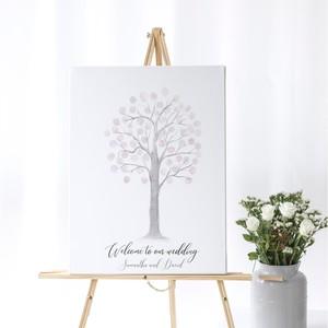 【文字入れ】ウェディング・ツリー Wedding Tree