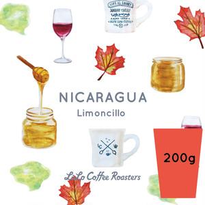 200g ニカラグア・Premium Specialty・Middle Roast