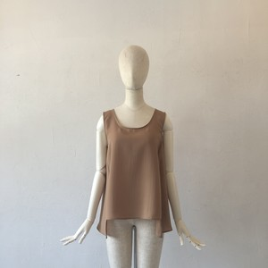 2way no sleeve blouse