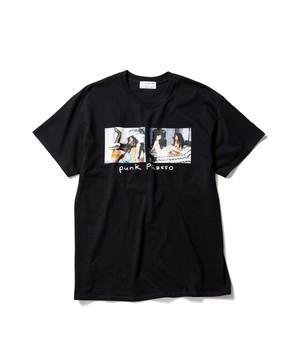 Tee 2  BLACK  19AW-FS×LC-07