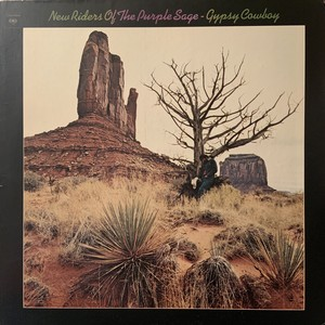 【LP】NEW RIDERS OF THE PURPLE SAGE/Gypsy Cowboy