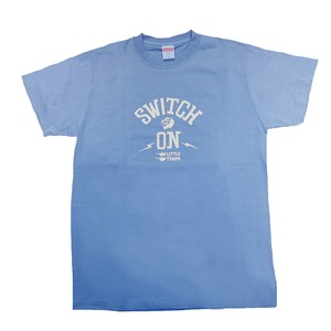 """NEW!  Little Tempo """"SWITCH ON"""" T-Shirts (特製ステッカー付)"""