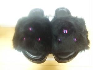 FUWA-FFUA CREATURE sandal 23cm