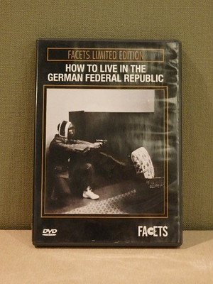 【dvd】HOW TO LIVE IN THE GERMAN FEDERAL REPUBLIC/ハル―ン・ファロッキ(Harun Farocki)