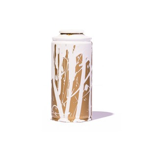 JUST A SPRAY CAN - GOLD