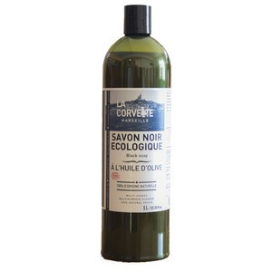 サボンノワール・エコロジー ブラックソープ 1L