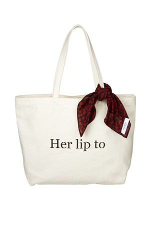 Cotton Canvas Tote (Her lip to)