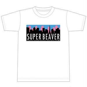 TOKYO CITY Tシャツ【ホワイト】