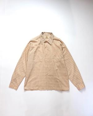 70's poly shirt