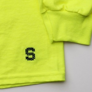 MOTION LOGO LS-T #YELLOW