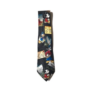 """ Disney "" Design Tie"