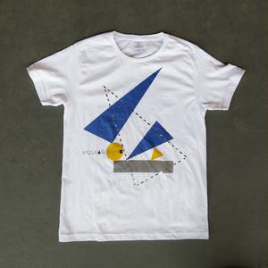 きゅうかくうしおvol.0 幾何学Tシャツ