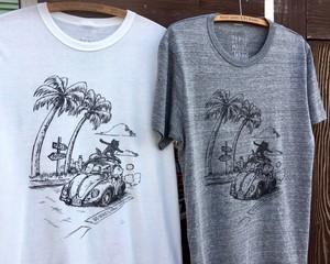 フテネコ × strip NNOL T-shirts