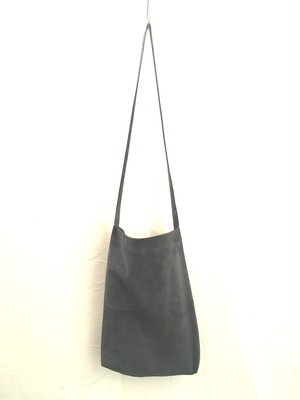 """KEESE"" Pig suède shoulder bag"
