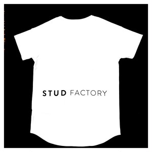 back print T-shirt(WHITE)