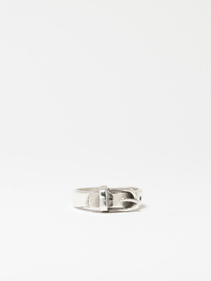 Belt Motif Ring / Mexico