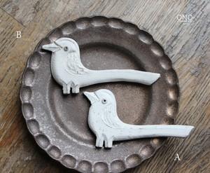 器のしごと 鳥の箸置き