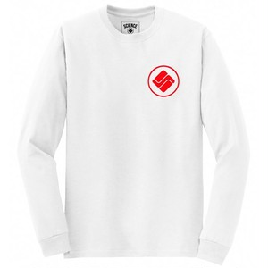 Stripe Logo - Long Sleeve Tee
