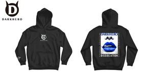 DARKHERO hoodie【Black】