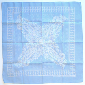"FxCHRS Original Bandana ""BAND OF GYPSYS NO.2"", babyblue"