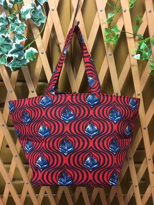 Small Kitenge Bag