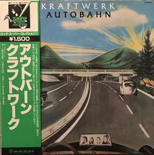 【LP】KRAFTWERK/Autobahn
