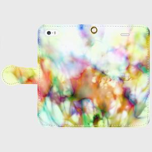 graffiti手帳型スマホケース【iPhone 5/6/6s/7/8/X/XS/SE】