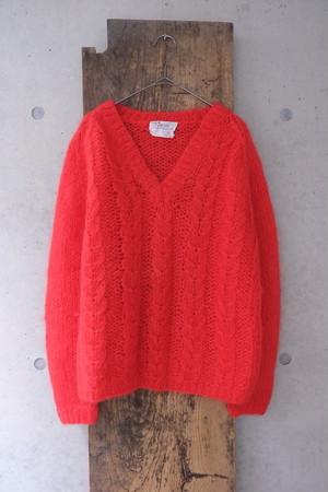 vintage/kani knit sweater.