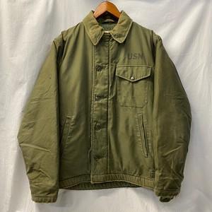 "60's ""U.S.N"" A-2 Deck Jacket"