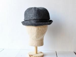 SAILOR HAT   SHAGGYWOOL c/#DARKGRAY【56~59cm】